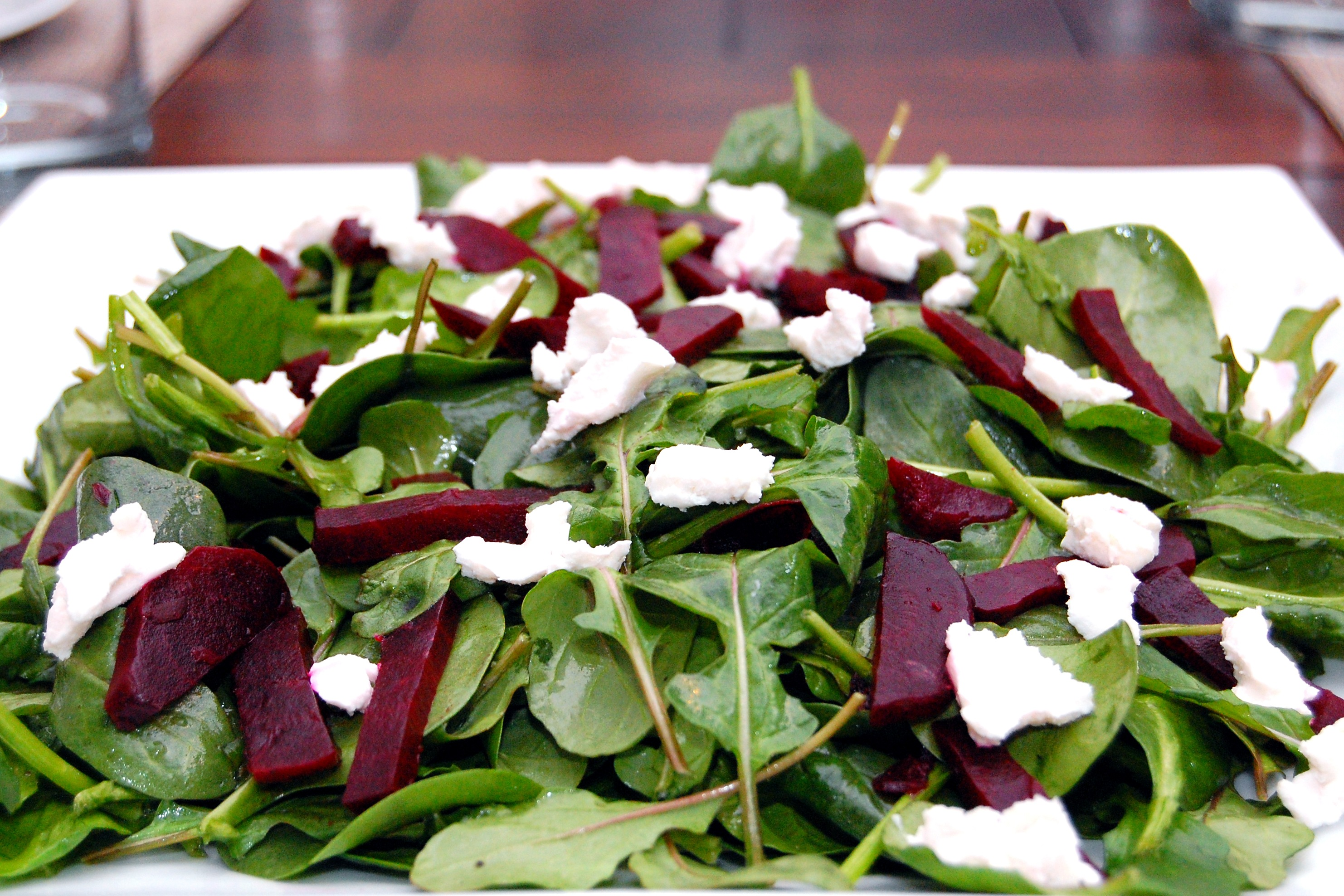 cheese salad beet and goat cheese arugula and goat cheese salad ...