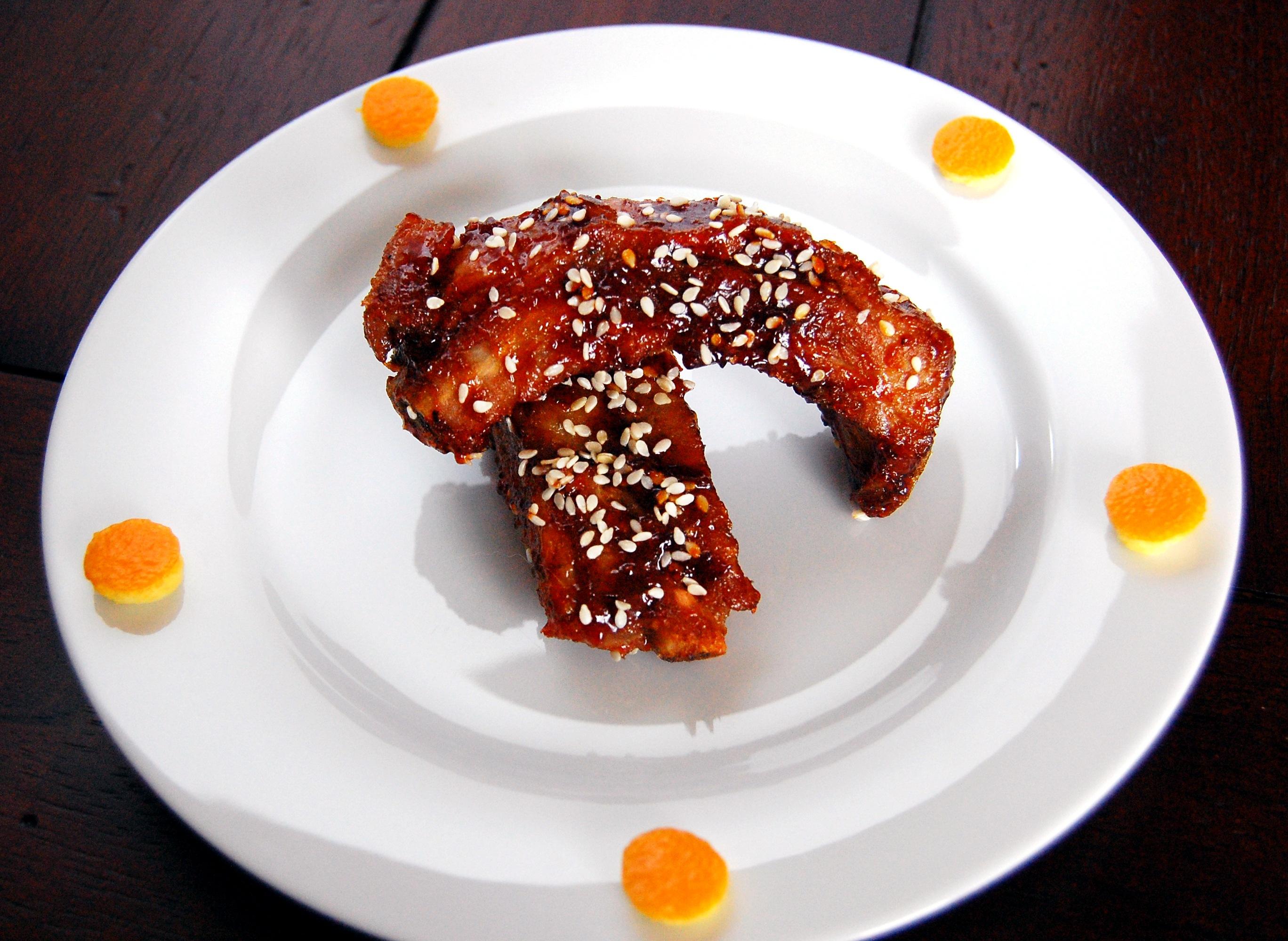 Orange-Ginger Chinese Shortribs | Seattle Food Geek
