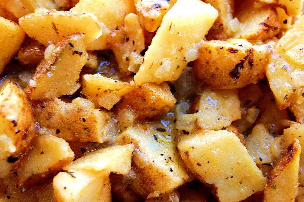 loaded baked potato salad baked potato salad ii recipe baked potato ...