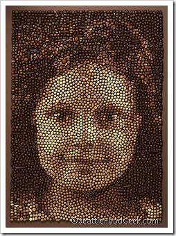 Fran's Mosaic Portrait