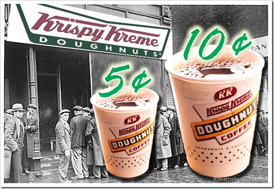 krispy kreme coffee