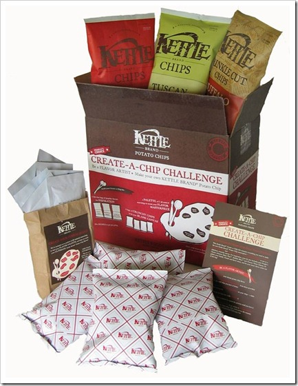 Kettle Chip Kit