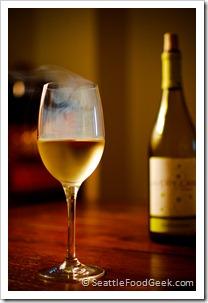 Smoked Chardonnay
