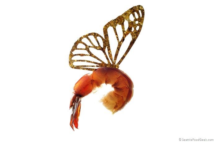 butterfly shrimp