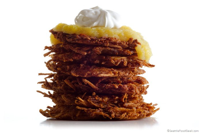The Trick to Perfectly Crispy Latkes: Instant Mashed ...