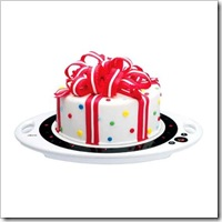 led cake tray