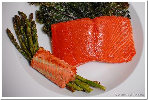 Raw Smoked Salmon-1