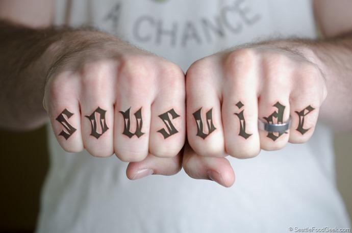 sous vide tattoo